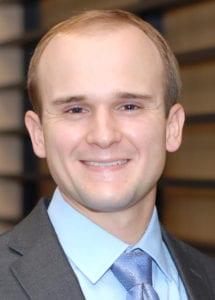 Staff Accountant Wyatt Althoff